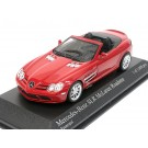 Mercedes-Benz SLR McLaren Roadster Red