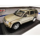 Jeep Grand Cherokee 2005 Gold