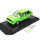 VW Volkswagen Golf II 1985 Street Racer Machine Green