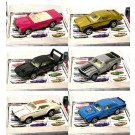 Johnny Lightning Muscle Cars